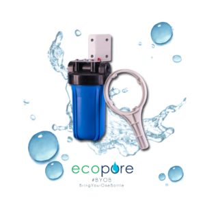 Big Blue Water Filtration System – Single Stage