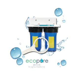 Big Blue Water Filtration System 2-Stage