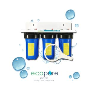 Big Blue Water Filtration System 3-Stage